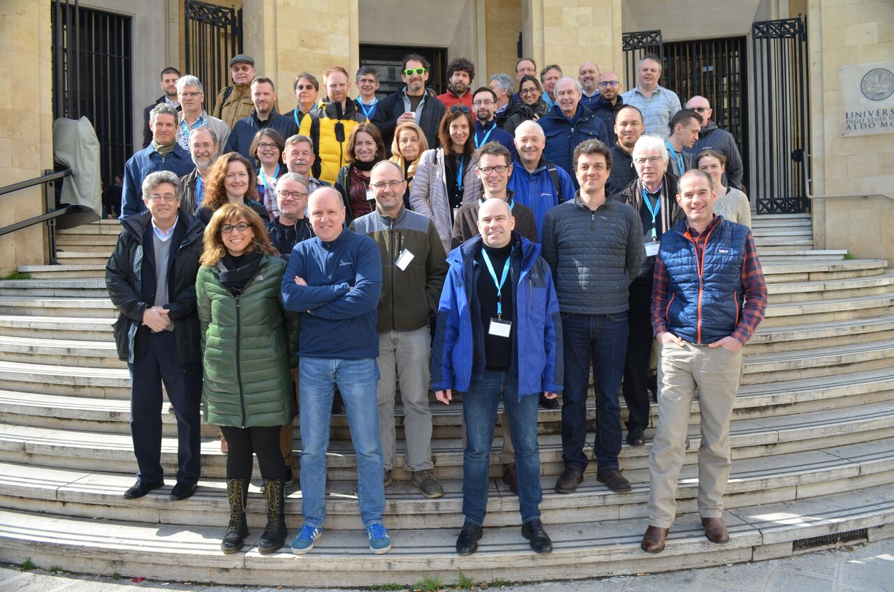 GLOBIS-B Workshop Bari, Italy 26-28 Feb 2018